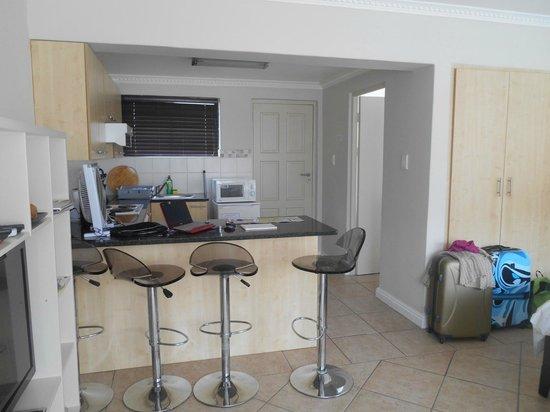 Sunshine Letting Apartments: cuisine