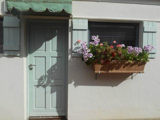 Sunshine Letting Apartments : entrée