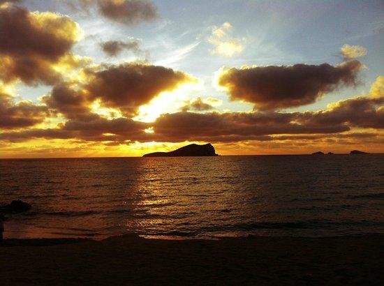 Cala Comte: Sunset