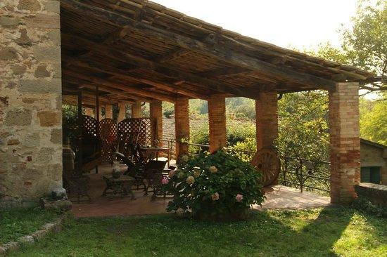 Pieve di Caminino Historic Farm : Caminino