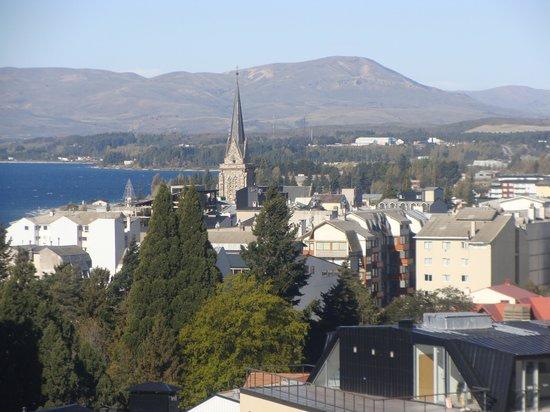View Boutique Hotel: Bariloche desde la habitación