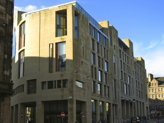 Radisson Collection Hotel Royal Mile Edinburgh: The hotel