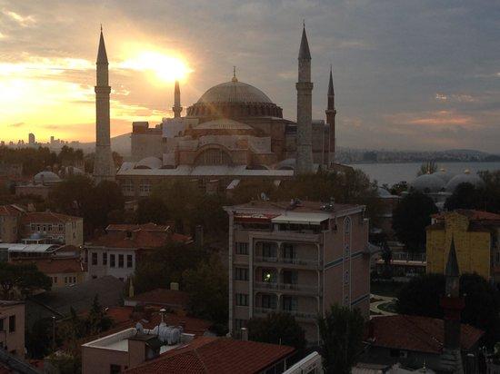 Adamar Hotel : View from the Adamar Rooftop