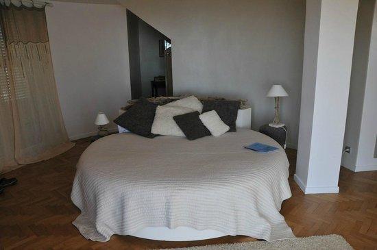 Domaine Pins Paul: La chambre