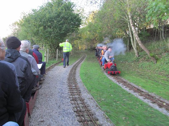 Cinderbarrow Miniature Railway