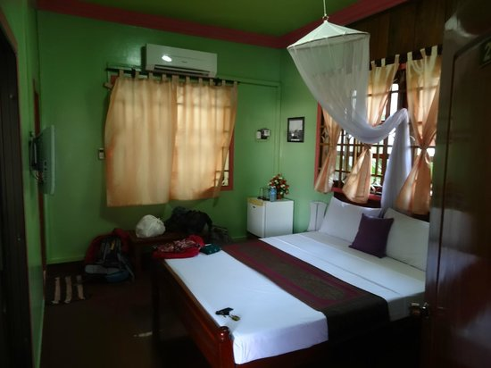 Alibi Guesthouse : notre chambre