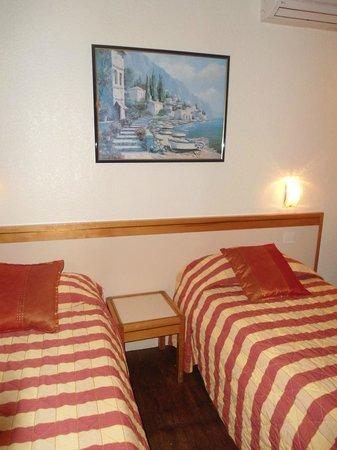 Hotel Dante: oda görüntü