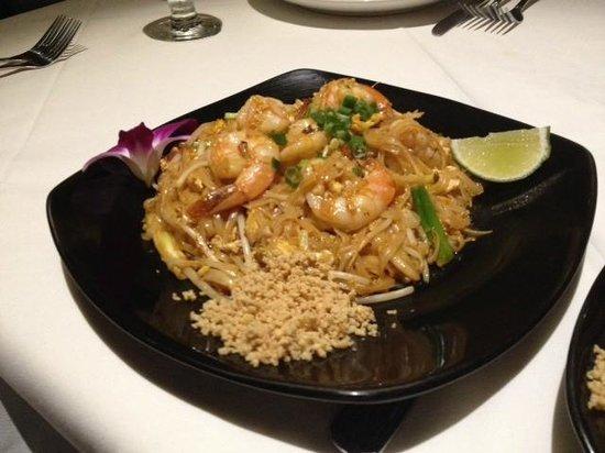 Talay Thai Restaurant: Shrimp Pad Thai
