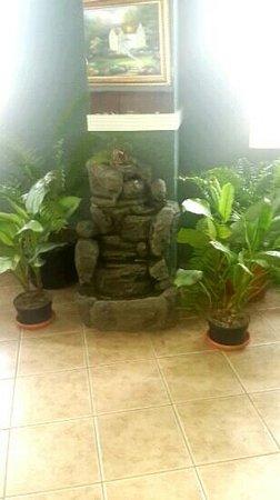 Hotel Arrecifes. sala t.v