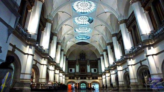 Museo Sueco de Historia Natural: Inside the museum, Naturhistoriska Riksmuseet