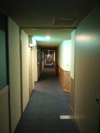 Shimoda Prince Hotel : 廊下