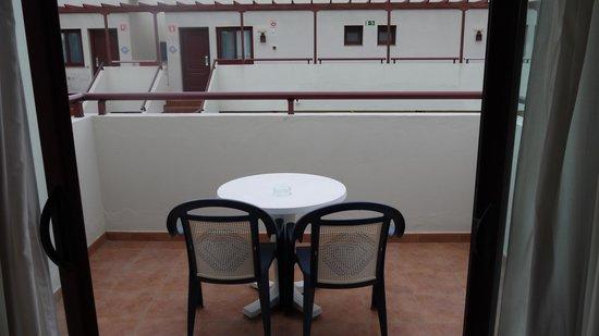 Suite Hotel Atlantis Fuerteventura Resort: la terasse