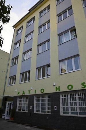 Patio Hostel: Patio