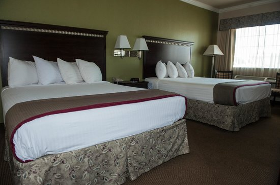 BEST WESTERN Anthony/West El Paso: Two Queen Bedded room