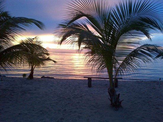 Miller's Landing Resort: Morning sunrise at Miller's Landing