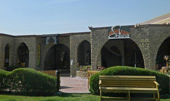 SUNRISE Garden Beach Resort -Select-: Ресторан восточной кухни