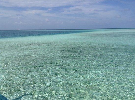 Baros Maldives: Beautiful