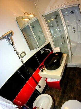 Antica Badia Relais Hotel: Deluxe room Bouganvillea
