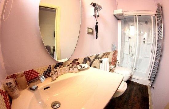 Antica Badia Relais Hotel: Classic room lavanda