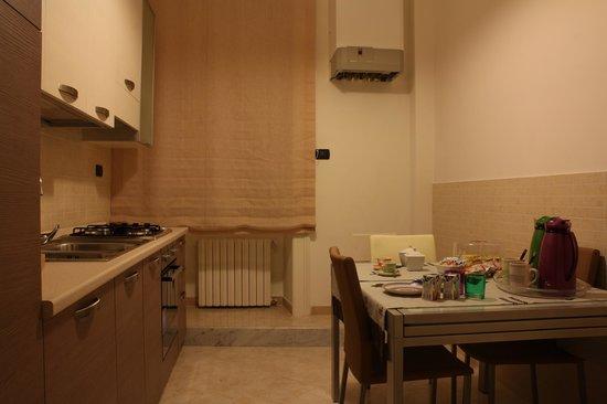 Bed and Breakfast San Francesco: Cucina
