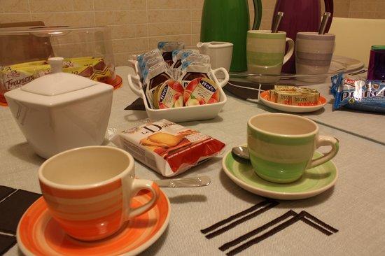 Bed and Breakfast San Francesco: Colazione