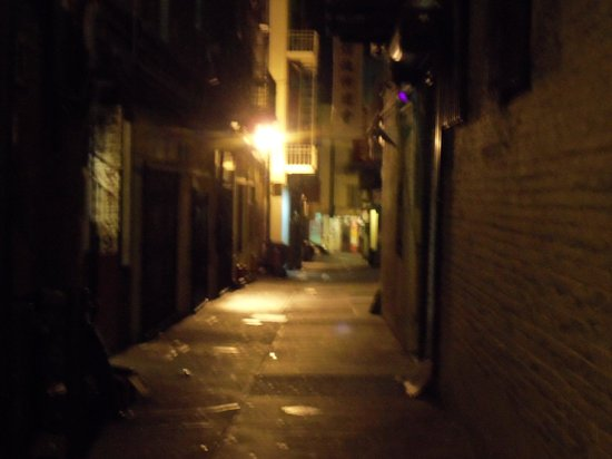 SF Chinatown Ghost Tours: Chinatown Ghostly Alley