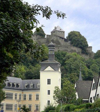 Schloss Sayn: Вид на поместье Сайн
