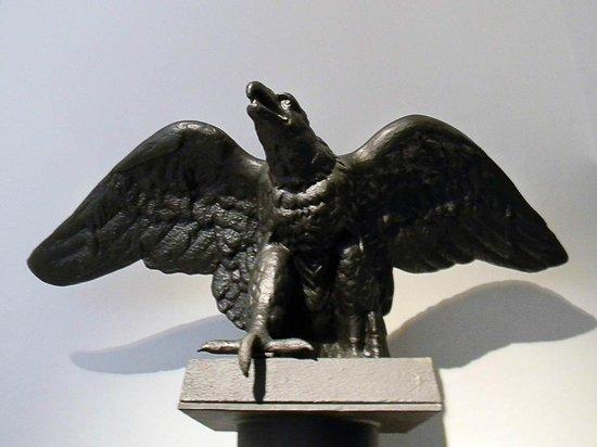 Schloss Sayn: Экспонат  в музее чугунного литья