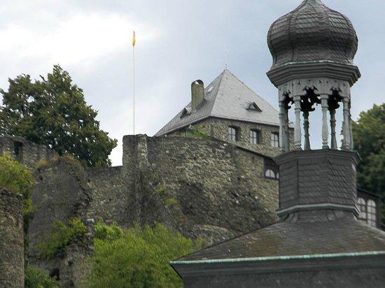 Schloss Sayn: Старая крепость Сайн