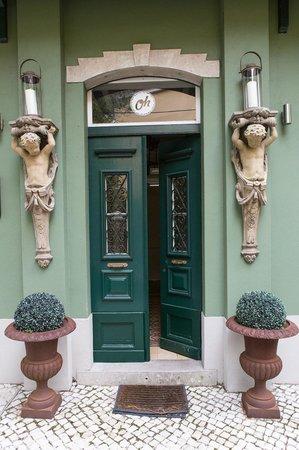 Entrada Oh Casa Sintra