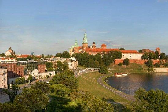 Sheraton Grand Krakow: Hotel surrounding