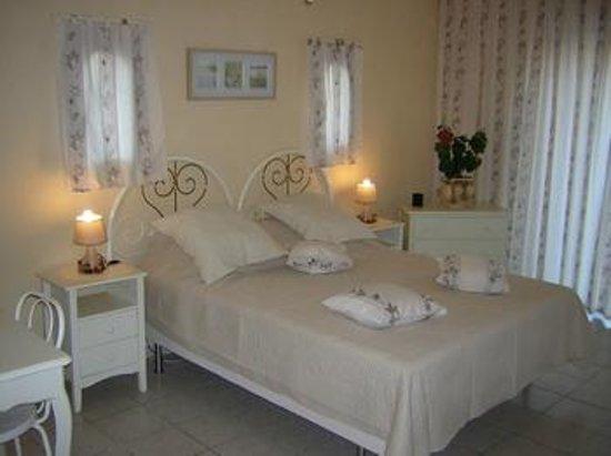 Villa l'Eau Vive : Chambre