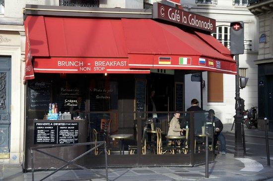 Cafe La Colonnade: Le Cafè