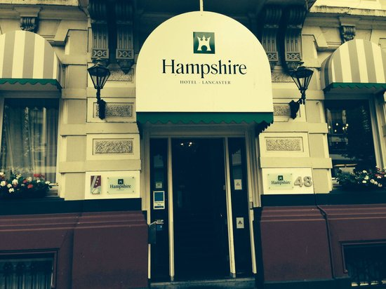 Hampshire Hotel - Lancaster Amsterdam: From the outside