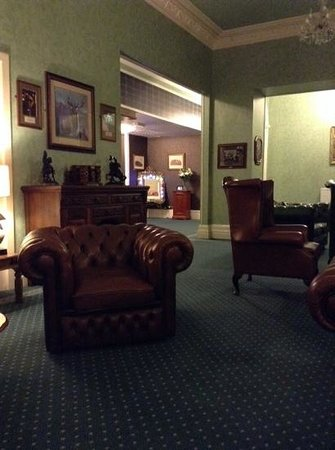 Stotfield Hotel: relax here with free wifi