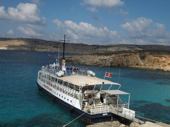 Hornblower Cruises: M/S Keppel