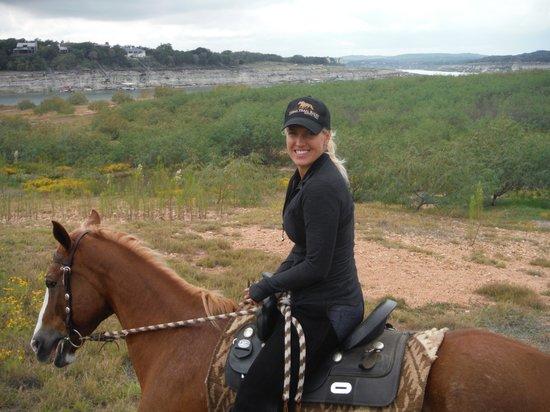 Texas Trail Rides: Good times