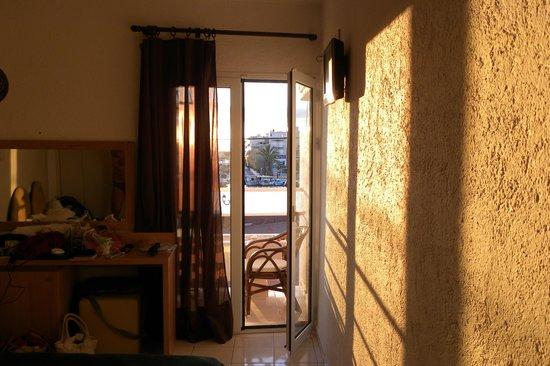 Kalypso Hotel Elounda : 2-х местный номер с видом на гавань