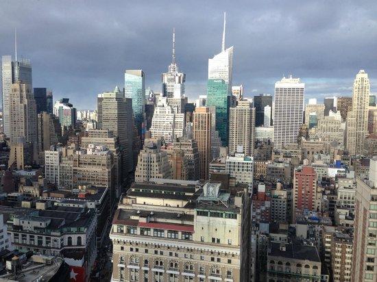 Sala com vista picture of gaonnuri new york city for Sala new york