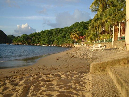 Hotel Bois Joli: La plage du Bois Joli