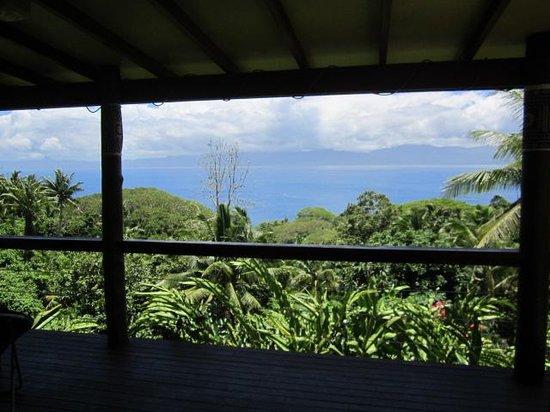 Korovesi Sunshine Villas: The Magnificent Morning View