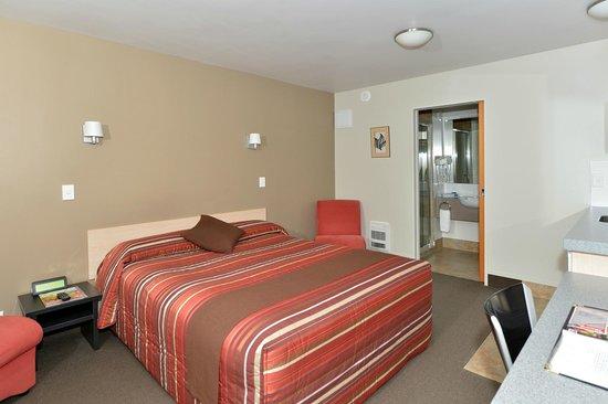 Bella Vista Motel Whangarei: King Spa studio