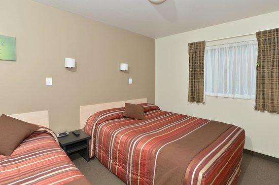 Bella Vista Motel Whangarei: One bedroom unit bedroom