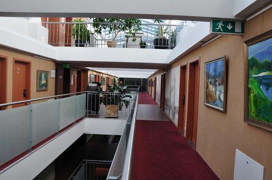 Europa City Hotel: Pierwsze piętro