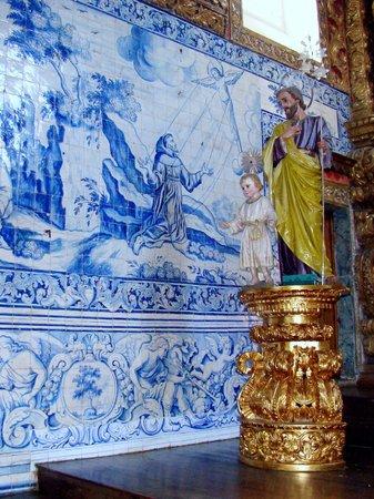 Igreja de Sao Jose: Igreja de São José - Azulejos