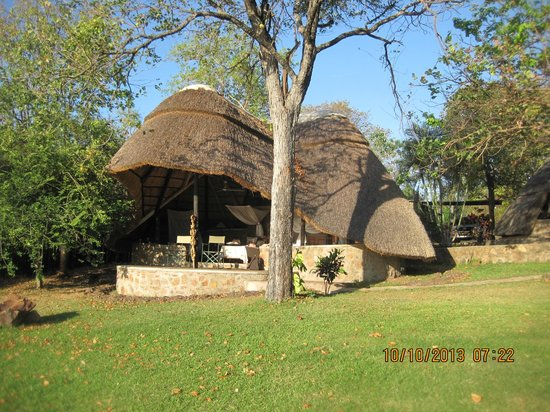 Hornbill Lodge: The room
