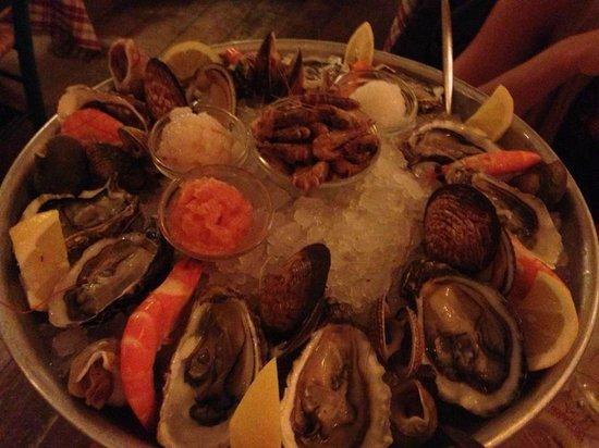 Zio Pesce : свежие и вкусные морепродукты