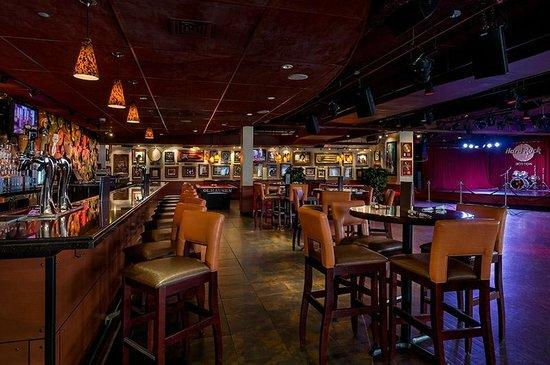 Hard Rock Cafe   Clinton St Boston Ma