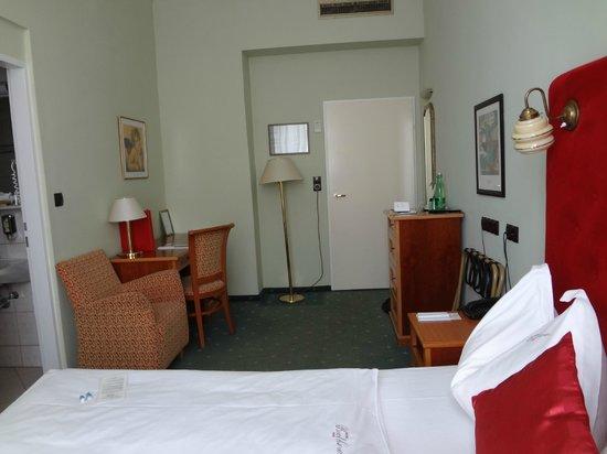 Hotel Beethoven Vienna: Room
