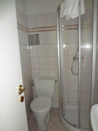 Hotel Beethoven Vienna: Bathroom